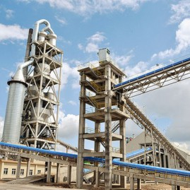 Cement Industry Isolation Cooling Tower